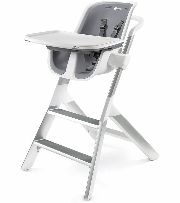 4Moms High Chair New Adjustable Baby Highchair Booster Origami Mamaroo Four  Moms #4MomsHighchair