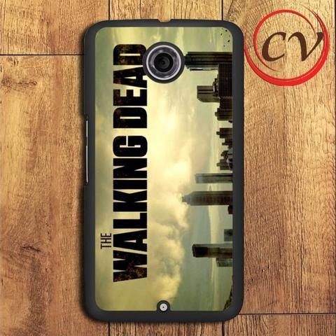 The Walking Dead City Nexus 5,Nexus 6,Nexus 7 Case