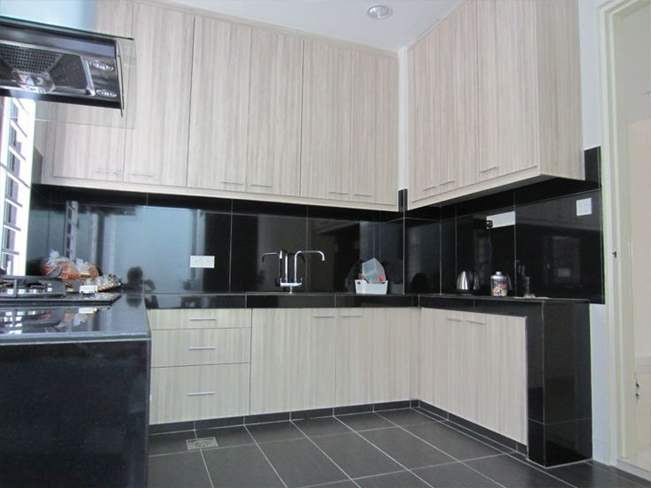 Find another beautiful images kitchen cabinet melamine abs - Melamine kitchen cabinets ...