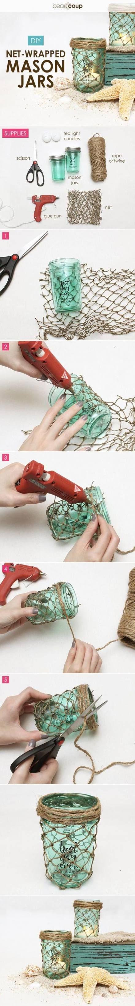 New Diy Summer Room Decor Ideas Mason Jars Ideas