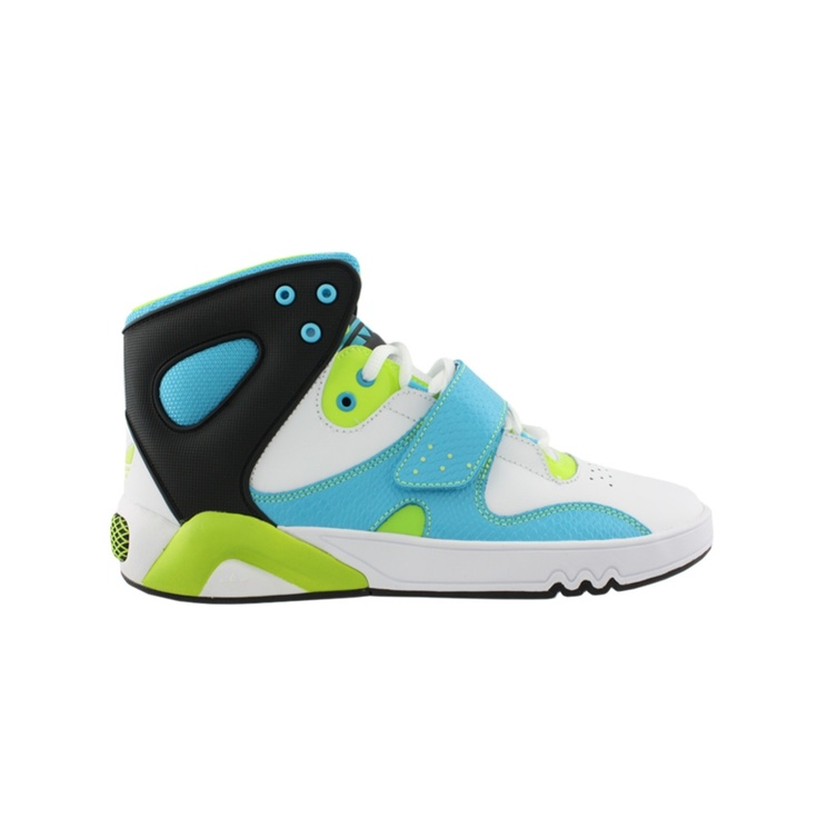 Womens adidas Roundhouse Athletic Shoe - White/Blue/Black - $89.99  MR.JAKE!!!! I FOUND SOME MATCHING ALIEN SHOES!!!