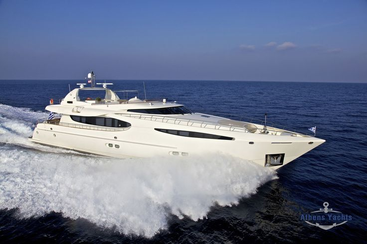 Representing the successful fusion between the traditional and contemporary styling #Sanjana is a 107' #Notika #luxury motor yacht ready for charter in the Greek islands. Thoroughly refitted in 2012 her interior is #modern and #comfortable with smart interiors and state-of-the-art amenities.  #superyacht #motoryacht #privateyachts #yachtlife #yachtworld #yachtinglifestyle #yachtlifestyle #yachtcharter #superyachtstyle #blue #sea #holidays #sun #summer #luxuryyachts #yachtforlife #happy…