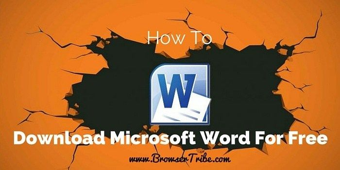 Microsoft Word Free Download #windows10 #operatingsystem #microsoft #msword