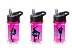 Children's Gymnastics Water Bottle