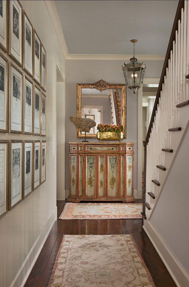 Foyer Interior Vision : Best hallway art gallery images on pinterest runners