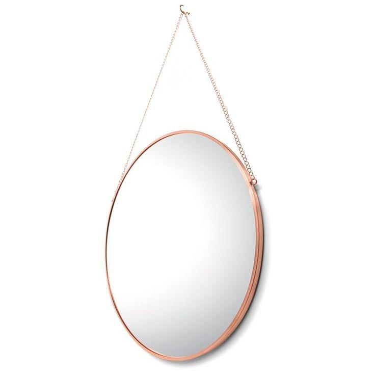 kmart | copper mirror