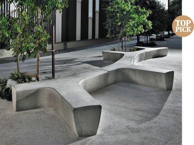 Urban Design Furniture best 25+ concrete bench ideas on pinterest | concrete wood bench