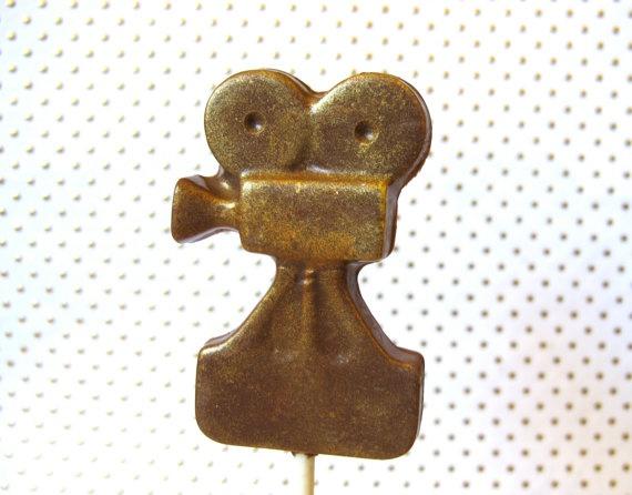 Chocolate pop camera