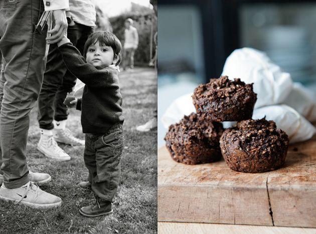 Nyt superhit til madkassen - minirugbrød bagt i muffinform | Sif Orellana