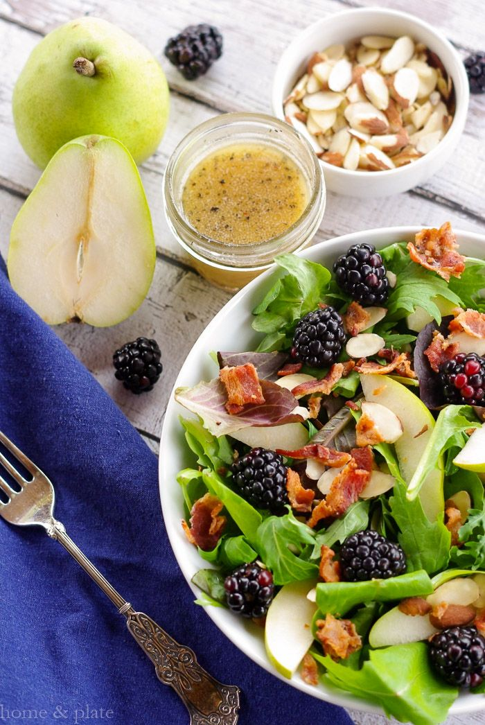 1000+ ideas about Blackberry Salad on Pinterest | Side ...