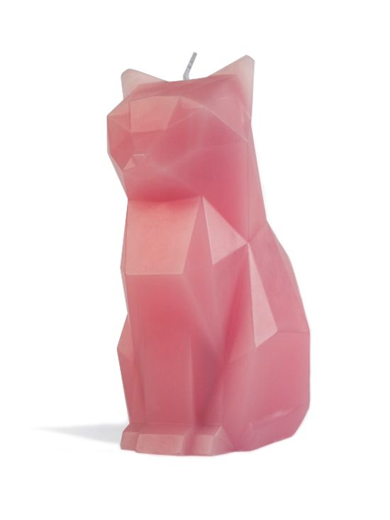"""Kisa Pyropet"" Cat Candle (Pink) #InkedShop #candle #bestseller #cat #cool #gift #decor"