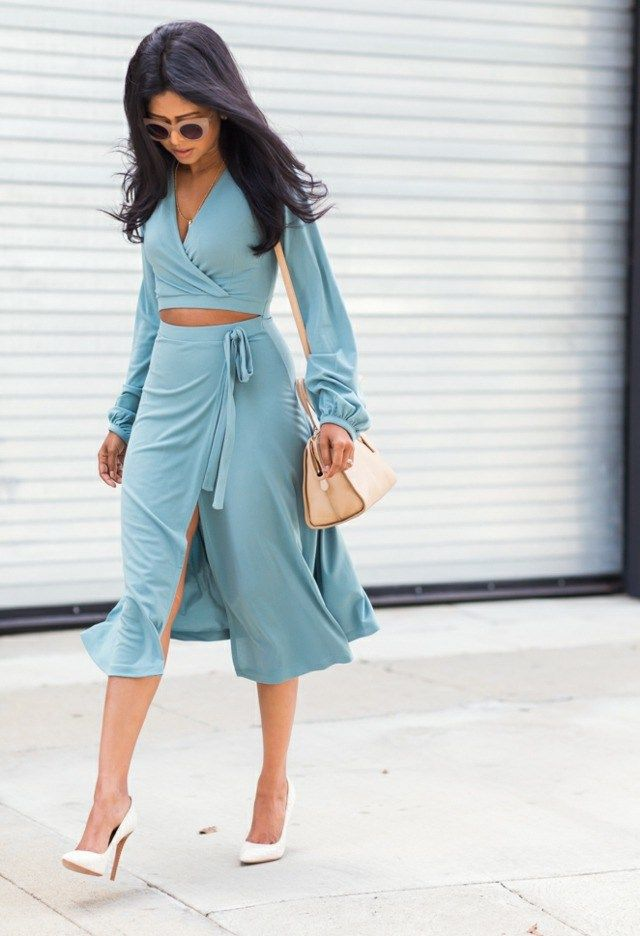 45 Cute Spring And Summer Outfit Ideas 2017 - EcstasyCoffee
