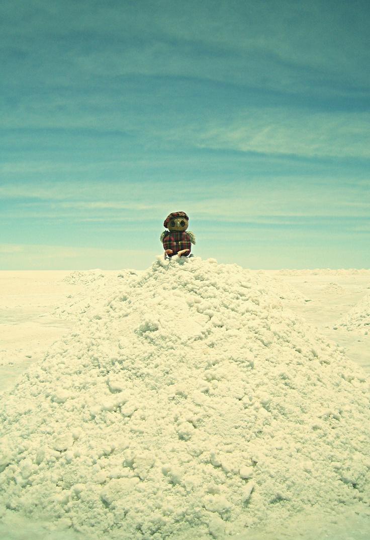 Whooo Whooo! #SaltFlats #Bolivia