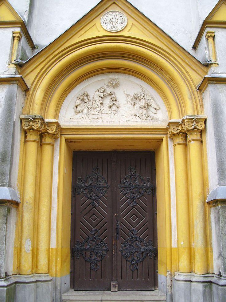 Evangelic church in Szombathely