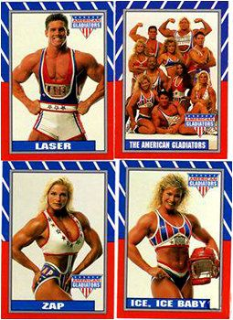 American Gladiators - Zap, you didn't have anything on ICE!!