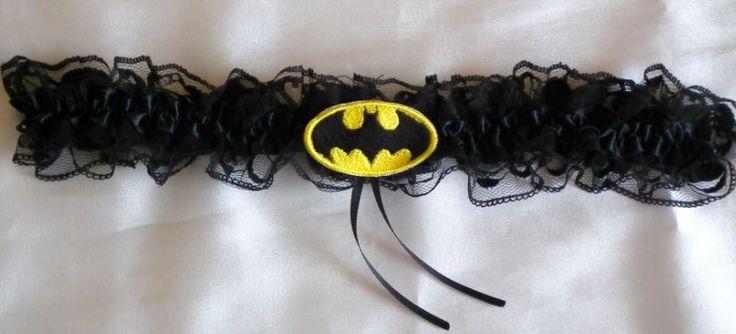 Batman combcsipke, harisnyakötő Szuper kiegészítő a szuperhősök kedvesének! :)