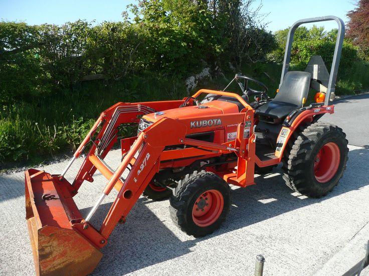 kubota compact tractor | eBay