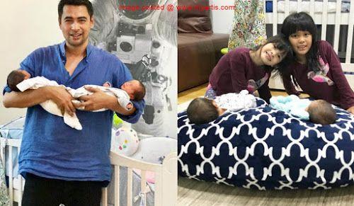 5 GAMBAR - 'SHEIKH ADAM' & 'SHEIKH NOAH' NAMA KEMBAR SHEIKH MUSZAPHAR   Pada hari lahirnya iaitu pada 27 Julai lalu angkasawan negara Dr Sheikh Muszaphar Shukor 45 telah menyambut kelahiran cahaya mata kembar lelaki apabila isterinya Dr. Halina Mohd Yunos selamat melahirkan secara normal.<< BERITA & GAMBAR SELANJUTNYA - SILA KLIK >> via My Artis Gosip