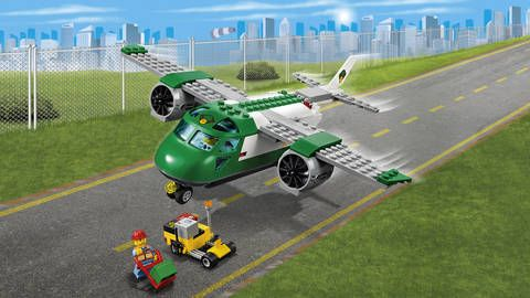 LEGO® City Airport - Airport Cargo Plane (60101) for sale at Walmart Canada. Buy Toys online at everyday low prices at Walmart.ca