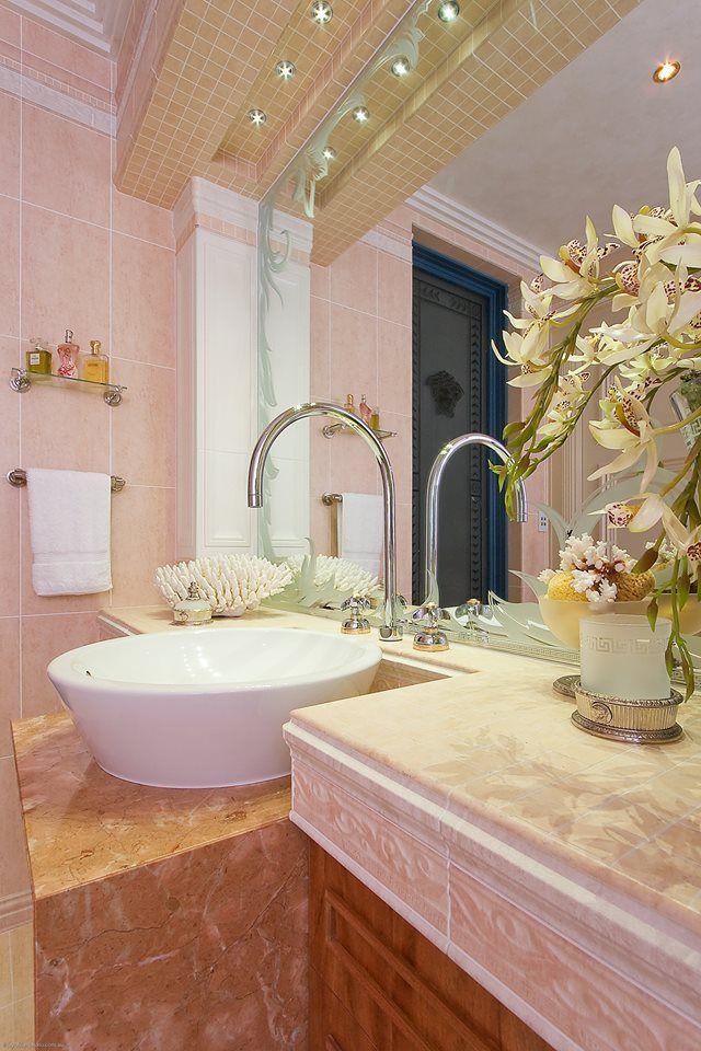 versace home tiles bathroom accessories