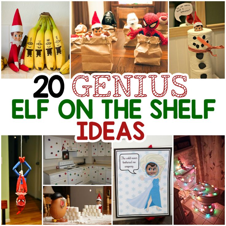 This post contains affiliate links. Please see my disclosure policy. If you haven't started the Elf on the Shelf tradition yet, you can purchase one here. I admit at first I thought the whole idea was a tad bit creepy but this is our first year doing it and my husband insisted on it. This is the first night and I'm so excited for the kids to wake up to find our Elf and his little surprise. It was actually a lot of fun trying to come up with a fun idea that I thought the kids would like and…