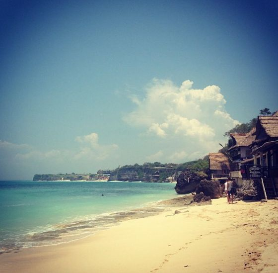 Bali Travel. She is {exploring bali} by Lauren Miller. Surfing, monkeys, massages and the beach, oh my!
