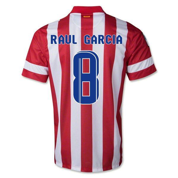 Maillot de foot Atletico Madrid Domicile 2013 2014 (8 Raul Garcia) pas cher http://www.korsel.net/maillot-de-foot-atletico-madrid-domicile-2013-2014-8-raul-garcia-pas-cher-p-3658.html