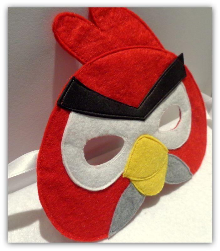 Angry Bird Maske Zet.com'da 32 TL