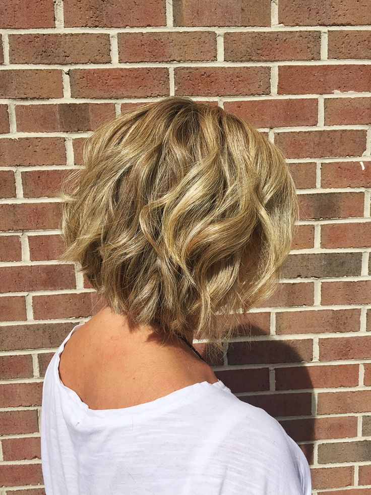 Best cuts for fall 2016 Love this shattered bob