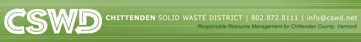 CSWD - Chittenden County Solid Waste District
