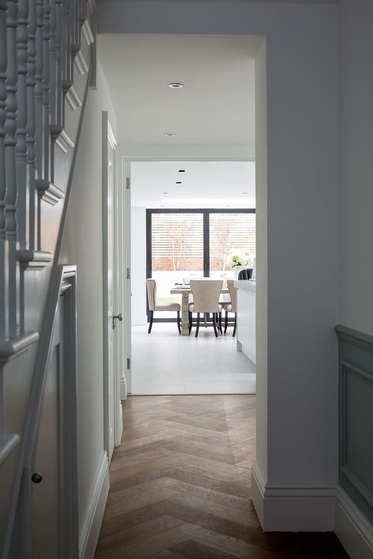 What is 1000 square feet room size - Hughes Developments Completed A Top To Bottom Redesign Of This Semi Detached Victorian House In