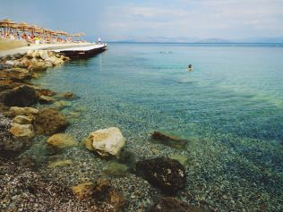 Hotel Love: Marbella Beach – Corfu #hotellove #destinationany #anywheretraveler