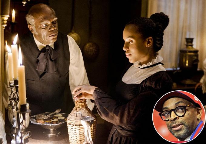 "Spike Lee Won't See 'Django Unchained,' Says ""American Slavery Was Not A Sergio Leone Spaghetti Western"""