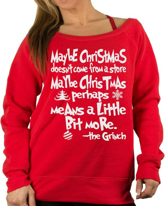 Hey, I found this really awesome Etsy listing at https://www.etsy.com/listing/255451215/the-grinch-christmas-sweater