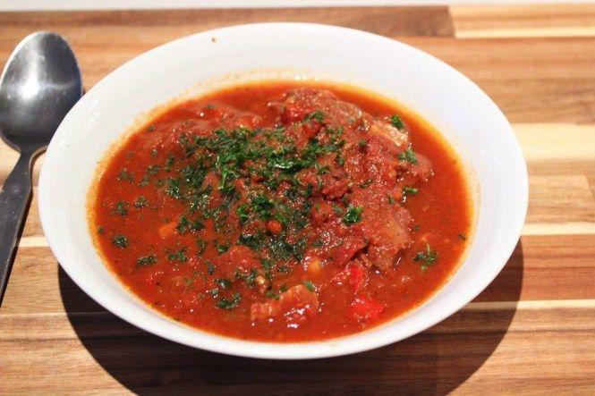 Chiligryta i Crock-Pot, Crock-Pot, Lågkolhydratkost, Paleo, LCHF