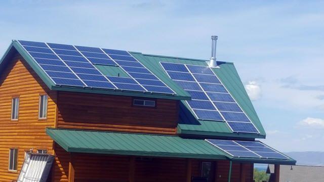 Do-It-Yourself Solar Panel Installation
