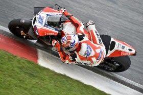 MotoGP: Casey Stoner nos testes de Sepang