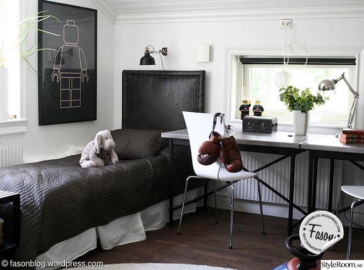 pojkrum,tavlor,sovrum,lego,vintage