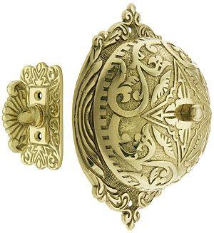 Twist Doorbell | Manual Doorbell | Victorian Doorbell | House of ...