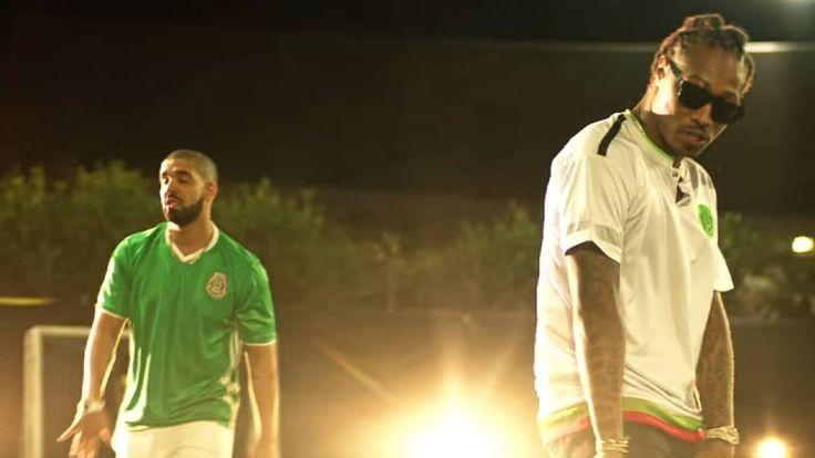 El rapero Drake presume playera de la selección mexicana en nuevo video | El Puntero