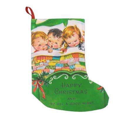 #Dreaming of Christmas Vintage retro stocking - #Xmas #ChristmasEve Christmas Eve #Christmas #merry #xmas #family #kids #gifts #holidays #Santa