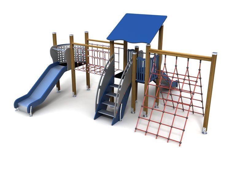 VG5306A - Iki Kuleli Ahşap Oyun Grubu | Ahşap Çocuk Oyun Parkları | Ahşap Oyun Grupları | Çocuk Oyun Parkları | Doapark
