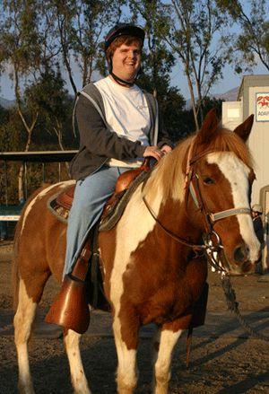 E-News - Hearts Therapeutic Riding Center - Santa Barbara Foundation