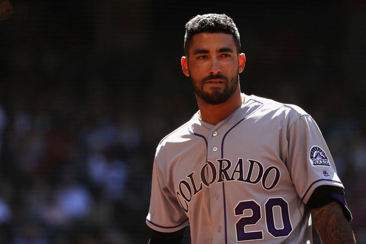 Ian Desmond reinjures right calf, is removed from Rockies' game vs. Cardinals
