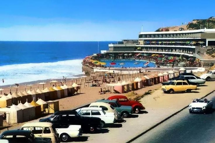 Praia Grande - Sintra (70's)