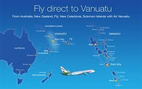 Air Vanuatu Route map   Book Our Flights Online & Save   Low-Fares, Offers & More