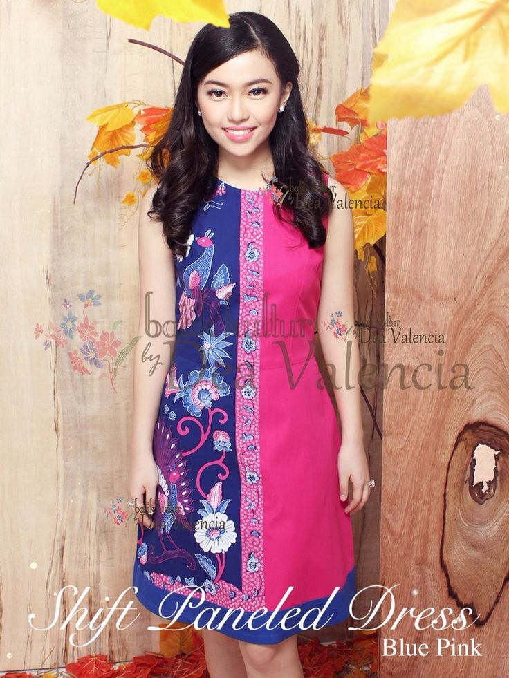 Batik dress - choose your fabric and have it tailor made to your measurements by measuring2fit