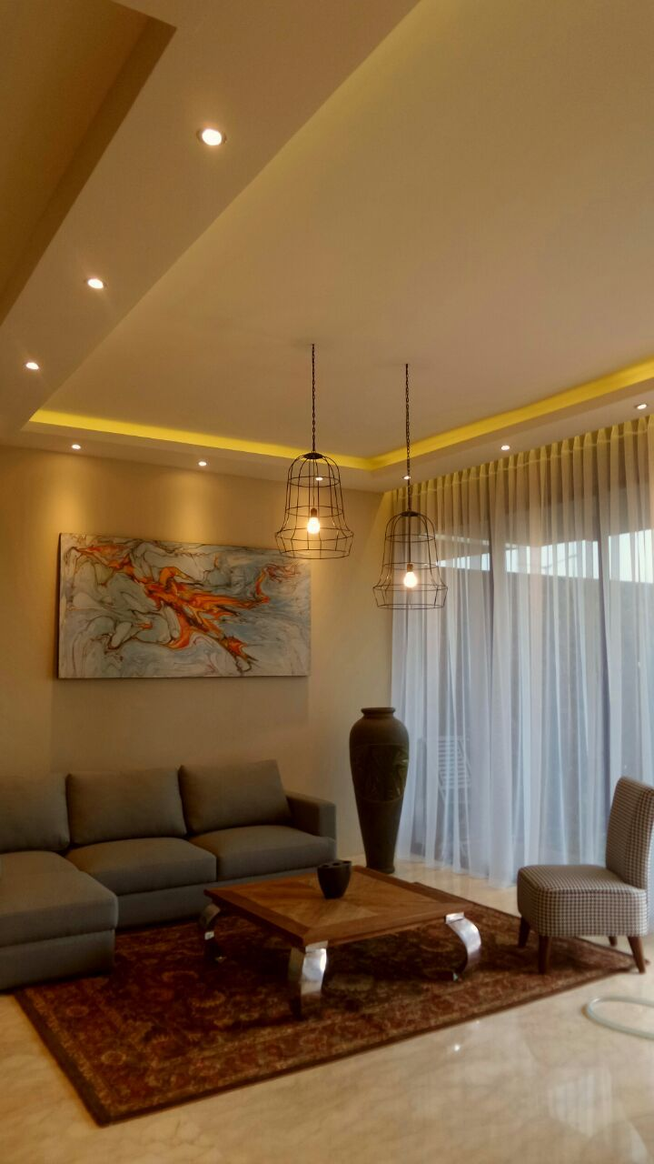 CoastaVilla Ancol Living Room, Interior Design By Casa Dekora, Jakarta Indonesia