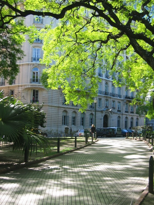 El paradigma francés en la arquitectura argentina - buenos Aires