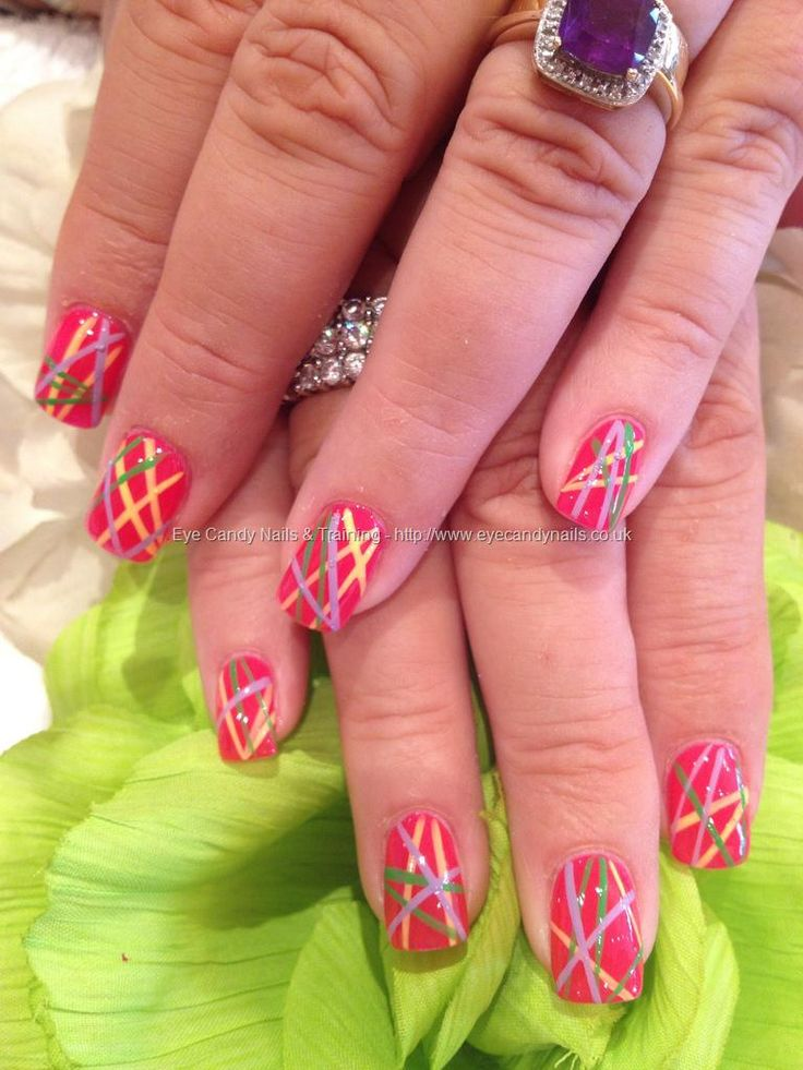 467 best Eye Candy Lovely Nail Art images on Pinterest | Acrylic ...